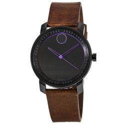 Movado-3600488-Womens-Bold-Black-Quartz-Watch