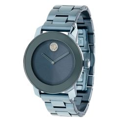 Movado-3600494-Womens-Bold-Blue-Quartz-Watch