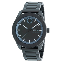 Movado-3600512-Mens-Bold-Black-Quartz-Watch