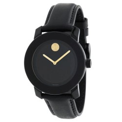 Movado-3600527-Unisex-Bold-Black-Quartz-Watch