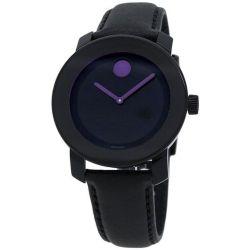 Movado-3600528-Womens-Bold-Black-Quartz-Watch