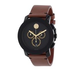 Movado-3600540-Mens-Bold-Black-Quartz-Watch