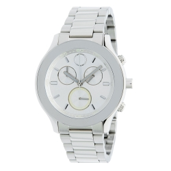 Movado-3600545-Womens-Bold-Silver-Quartz-Watch