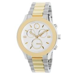 Movado-3600546-Womens-Bold-Silver-Quartz-Watch