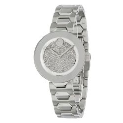 Movado-3600567-Womens-Bold-Silver-Quartz-Watch