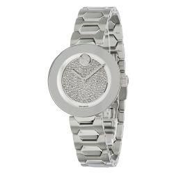 Movado-3600567-Womens-Bold-Silver-Quartz-Watch