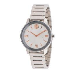 Movado-3600590-Womens-Bold-Silver-Tone-Quartz-Watch