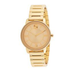 Movado-3600591-Womens-Bold-Gold-Tone-Quartz-Watch