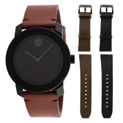 Movado-3600600-Mens-Bold-Black-Quartz-Watch