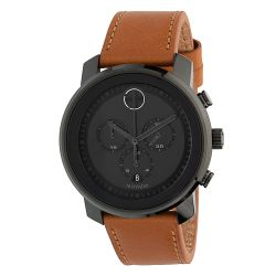 Movado-3600603-Mens-Bold-Black-Quartz-Watch