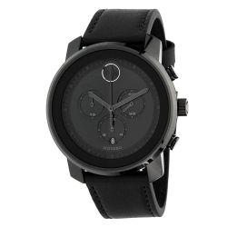 Movado-3600604-Mens-Bold-Black-Quartz-Watch