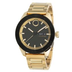 Movado-3600605-Mens-Bold-Black-Quartz-Watch