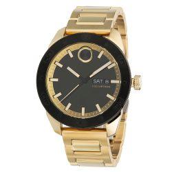 Movado-3600605-Mens-Bold-Black-Quartz-Watch