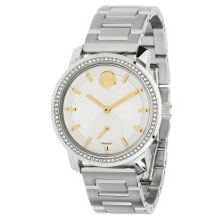 Movado-3600617-Womens-Bold-Grey-Quartz-Watch