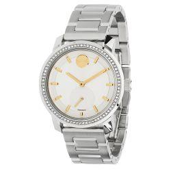 Movado-3600617-Womens-Bold-Grey-Quartz-Watch