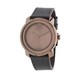 Movado-3600672-Mens-Bold-Bronze-Quartz-Watch