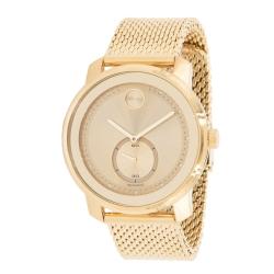 Movado-3600678-Mens-Bold-Gold-Tone-Quartz-Watch