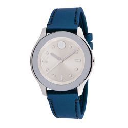 Movado-3600715-Womens-Bold-Silver-Quartz-Watch
