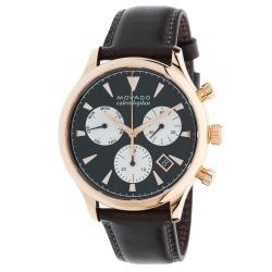 Movado-3650021-Mens-Heritage-Black-Quartz-Watch