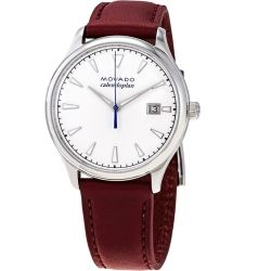 Movado-3650032-Womens-Heritage-White-Quartz-Watch