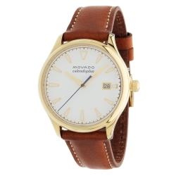 Movado-3650033-Womens-Heritage-White-Quartz-Watch
