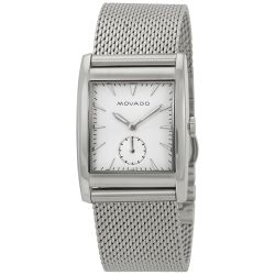 Movado-3650044-Mens-Heritage-White-Quartz-Watch