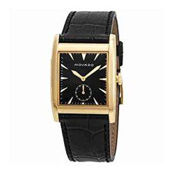 Movado-3650049-Mens-Heritage-Black-Quartz-Watch