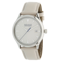 Movado-3650063-Mens-Heritage-Parchment-Quartz-Watch