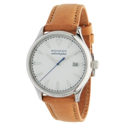 Movado-3650065-Womens-Heritage-White-Quartz-Watch
