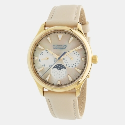 Movado-3650072-Womens-Heritage-White-Quartz-Watch