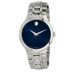Movado-0606369-Mens-Collection-Silver-Tone-Quartz-Watch