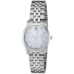 Movado-0606612-Womens-Museum-Silver-Tone-Quartz-Watch