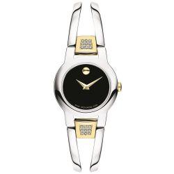 Movado-0606894-Womens-AMOROSA-Two-Tone-Quartz-Watch