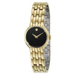 Movado-0606935-Womens-Veturi-Gold-Tone-Automatic-Watch