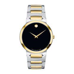 Movado-0606952-Mens-Quadro-Silver-Tone-Quartz-Watch