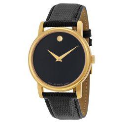 Movado-2100005-Mens-Museum-Gold-Tone-Quartz-Watch