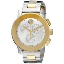 Movado-3600357-Mens-Bold-Gold-Tone-Quartz-Watch