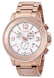 Mulco-MW490147331-Mens-Stainless-Steel-White-Quartz-Watch