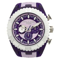 Mulco-MW51836051-Mens-Stainless-Steel-Purple-Quartz-Watch