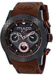 Mulco-MW51962035-Mens-Stainless-Steel-Black-Quartz-Watch