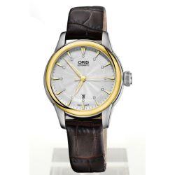 Oris-01-561-7687-4351-07-5-14-70FC-Womens-Artelier-Grey-Automatic-Watch