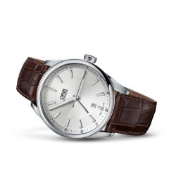 Oris-01-733-7642-4031-07-5-21-80FC-Mens-Artix-Date-White-Automatic-Watch