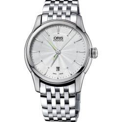 ORIS-01-733-7670-4051-07-8-21-77-Mens-Artelier-Date-Silver-Automatic-Watch