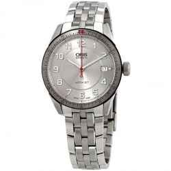 ORIS-01-733-7671-4461-07-8-18-85-Mens-Artix-GT-Date-Silver-Automatic-Watch