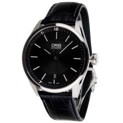 Oris-01-733-7713-4034-07-5-19-81FC-Mens-Artix-Date-Black-Automatic-Watch