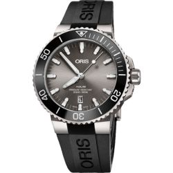 Oris-01-733-7730-7153-07-4-24-64TEB-Mens-Aquis-Grey-Automatic-Watch