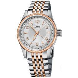 ORIS-01-754-7679-4331-07-8-20-32-Mens-Big-Crown--Two-tone-Automatic-Watch