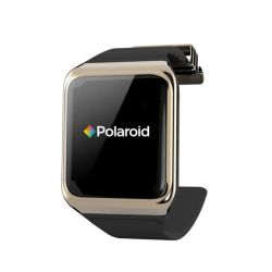 Polaroid-SW1505-Gold-Unisex-Smart-Watch-LCD-Quartz-Watch