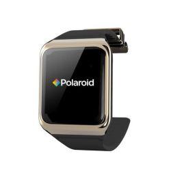 Polaroid-SW1505-Gold-Unisex-Smart-Watch-LCD-Quartz-Watch