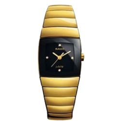 Rado-R13843712-Womens-Jubile-Black-Quartz-Watch